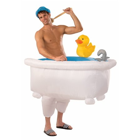 Good Clean Fun Inflatable Men's Adult Halloween Costume - Fun Halloween Desserts To Make