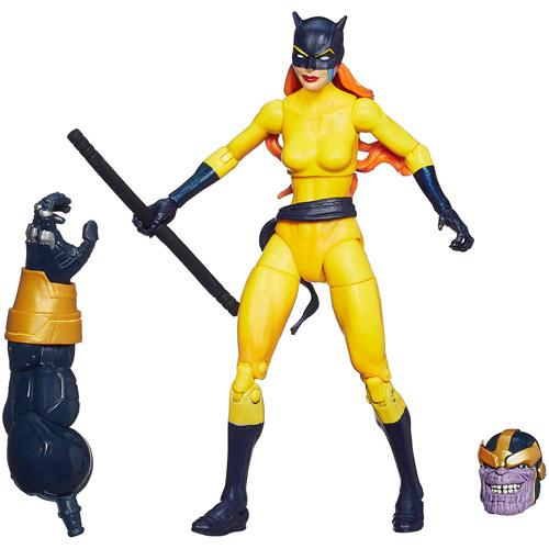 Marvel Legends Infinite Fierce Fighters Hellcat