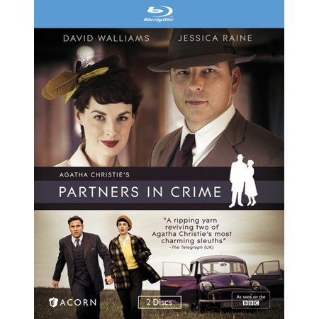 Agatha Christie's Partners in Crime (Blu-ray) - Halloween Party Agatha Christie Movie