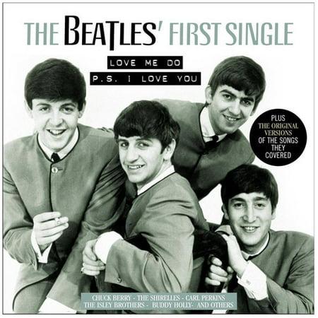 Beatles First Single: Love Me Do / PS I Love You (He Ll Welcome Me John P Kee)