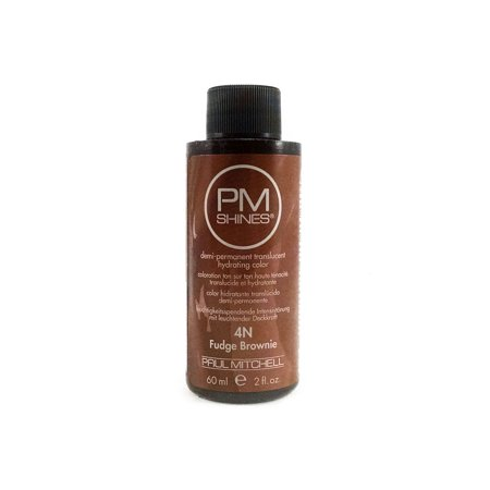 Holiday Fudge - Shines 4N Fudge Brownie - Paul Mitchell Color - 2.00oz