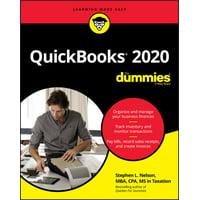 QuickBooks 2020 for Dummies (Paperback)