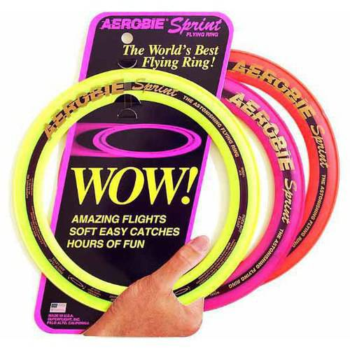 Image of Aerobie Sprint Ring, Color May Vary