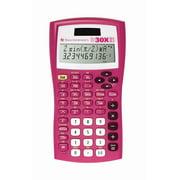 Texas Instruments TI-30X IIS Scientific Calculator, Pink