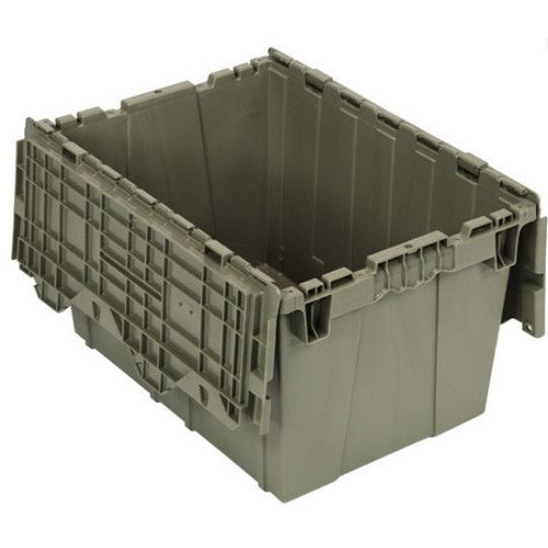 Quantum Storage 12.50 Gallon Heavy Duty Attached Top Storage Container