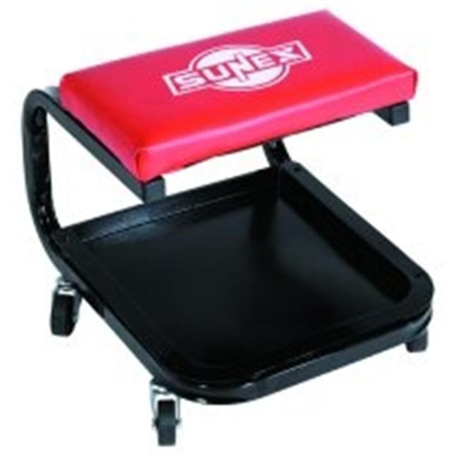 Sunex Tools 8507 17 x 14 x 14 Inch Creeper Seat with Lower Shelf