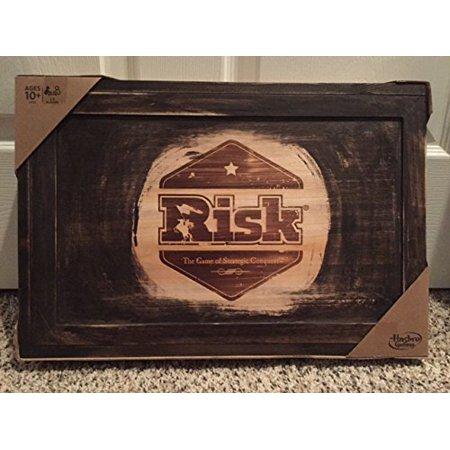 Risk - Rustic Series Board Game~ Risk Board Game Online