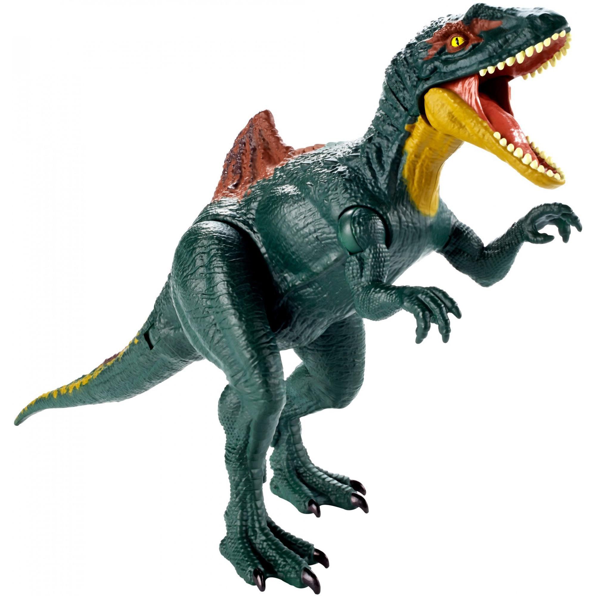 Jurassic World Dino Rivals Dual Attack Concavenator Dinosaur