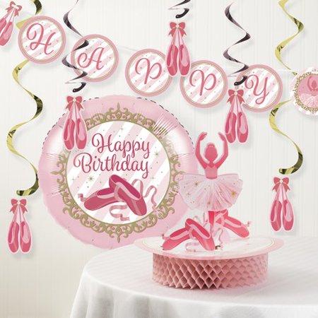 The Party Aisle Ballet Birthday Party Decoration - Wedding Aisle Decoration Ideas