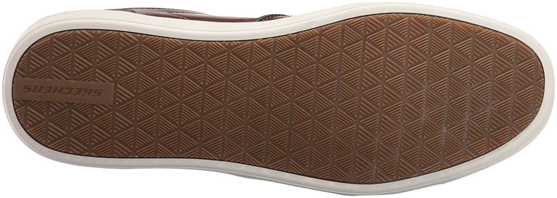 Skechers 64919RDBR Men's LANSON - ROMETO Casual Shoes
