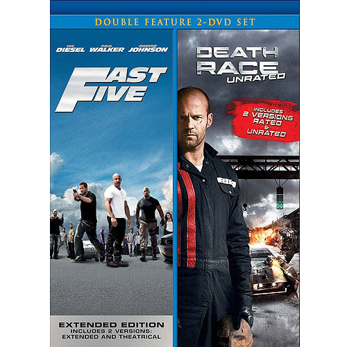 Fast 5 / Death Race (With INSTAWATCH) (Widescreen)