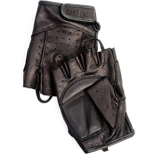 Chase Ergonomics Decade Classic Motorcycle Gloves, L/XL