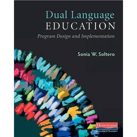 Language Design (Dual Language Education : Program Design and Implementation )