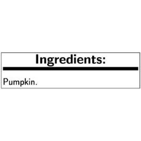 Libby's 100% Pure Pumpkin (Pack of - Puke Pumpkin