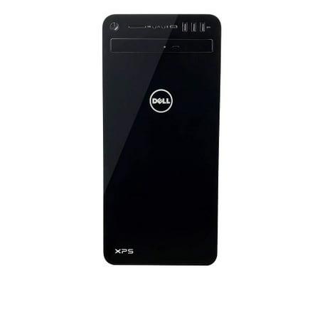 Dell XPS 8930-7764BLK-PUS Tower Desktop Intel Core i7 8GB RAM 1TB HDD - 8th Gen i7-8700 Hexa-core - 4.60 GHz processor speed - Intel UHD Graphics 630 - Waves MaxxAudio Pro - Windows 10