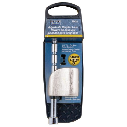 Reese Towpower Adjustable Coupler Lock