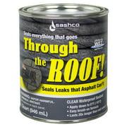 Sashco Sealants 14023 QT 1-Quart Through The Roof Sealant