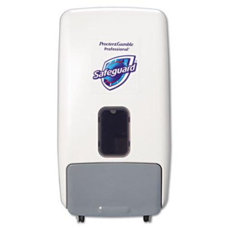 Procter   Gamble 47436 Foam Hand Soap Dispenser  Wall Counter Mountable  1200Ml  White Gray