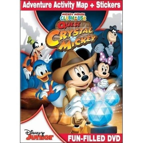 Mickey Mouse Club: Quest For The Crystal Mickey (Widescreen)