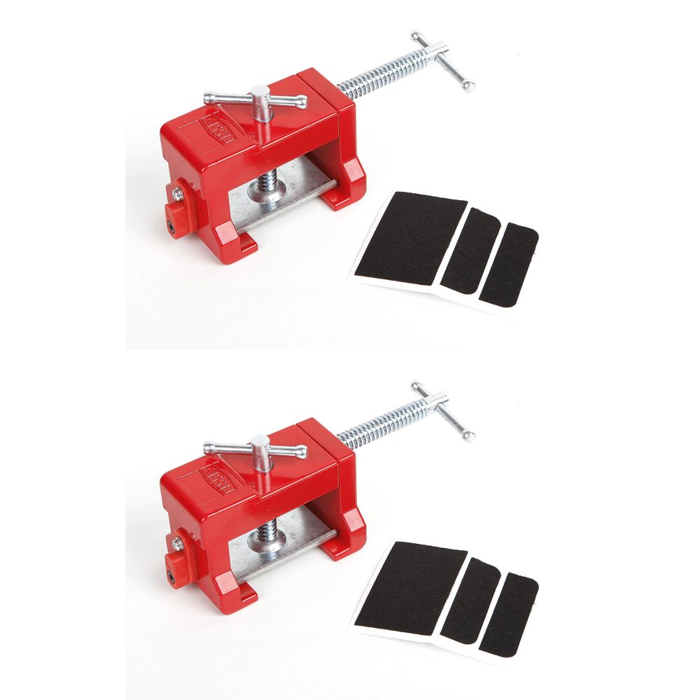 BES8511 Pack of 2 Face Frames Cabinetry Clamp New