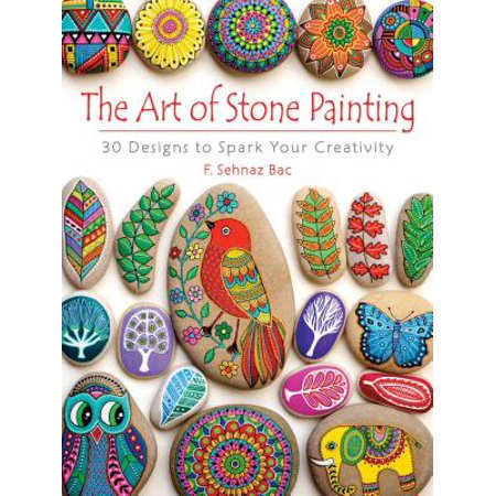 The Art of Stone Painting : 30 Designs to Spark Your Creativity](Painting Your Body For Halloween)