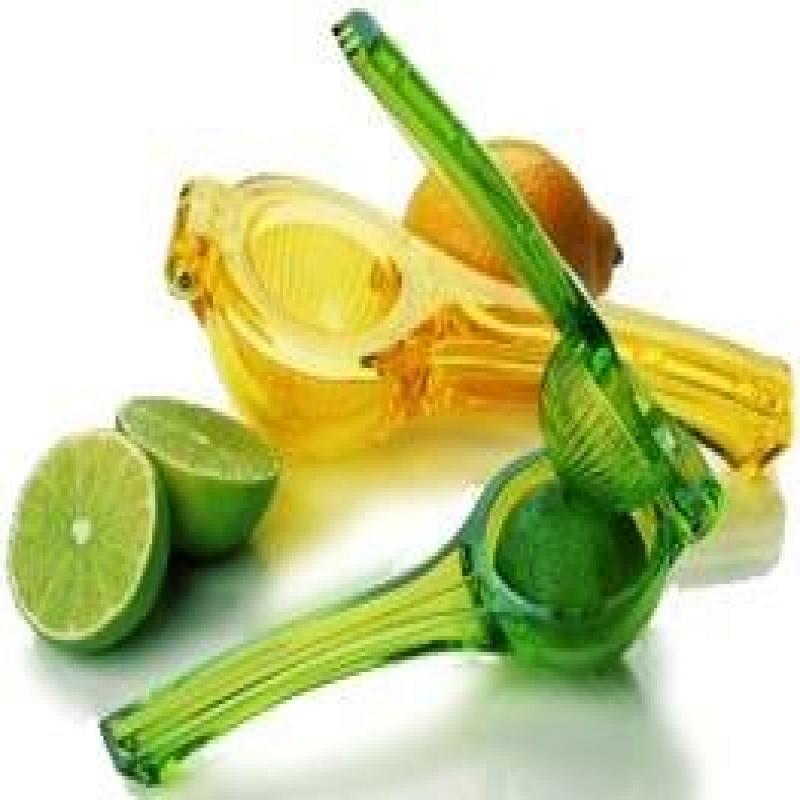 Amco Acrylic Lime Squeezer by