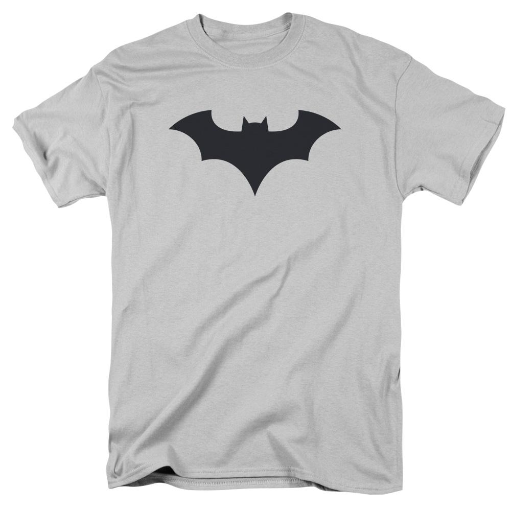 Image of Batman 52 Title Logo Mens Short Sleeve Shirt