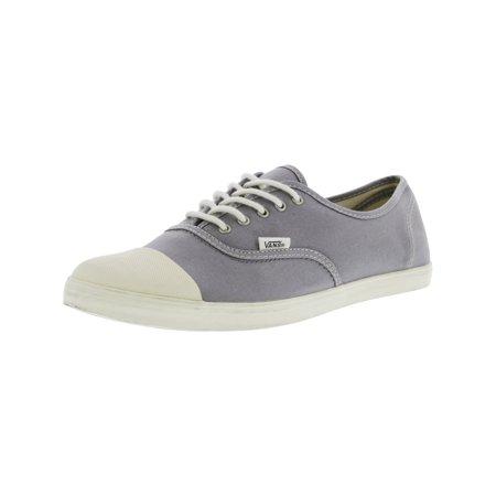 d0b85c9749ac34 Vans Authentic Lo Pro Tc Wild Dove   Vanilla Ice Ankle-High Canvas  Skateboarding Shoe ...