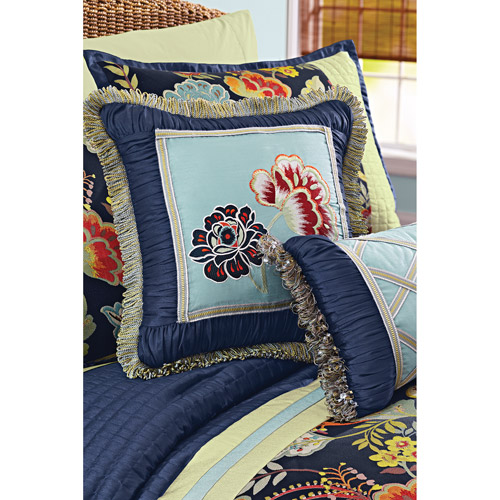 Better Homes and Gardens Cressona Square Decorative Pillow