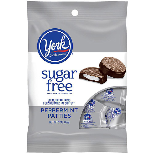 York Dark Chocolate Candy Covered Peppermint Patties, 3 Oz