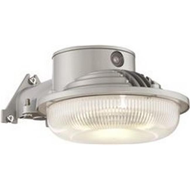 Envirolite 3561898 LED Dusk To Dawn Single-Head Outdoor Wall Flood Light, Gray, Integrated LED Included - image 1 of 1