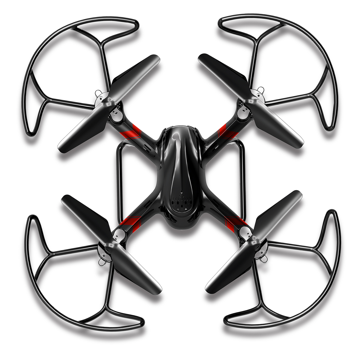 Alta Quadcopter CamPro RC Drone 6 Axis Gyro with 3 Batteries and Remote Control by ALTA