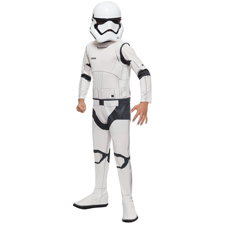 Stormtrooper Costume Sale (Star Wars: The Force Awakens Child's Stormtrooper Costume, Small, Star Wars Ep VII Child's Stormtrooper Costume, Small By)