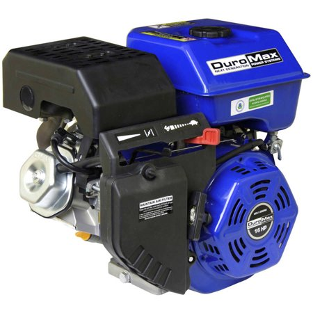 Duromax 16 Hp 1  Shaft Recoil Start Engine