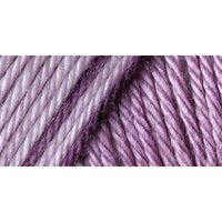 Caron Simply Soft Acrylic Ombres Grape Purple Yarn, 1 Each