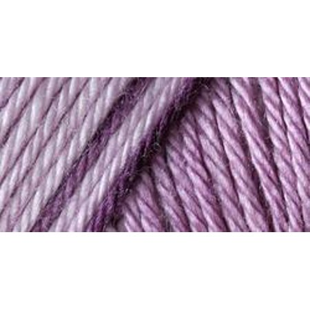 Caron Simply Soft Knitting Yarn - Caron Simply Soft Acrylic Ombres Grape Purple Yarn, 1 Each