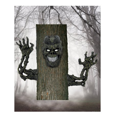 Dollar Tree Halloween 2017 (Monster Tree Prop Halloween)