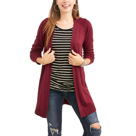 Heart N Crush Women's Speckled Long Cardigan