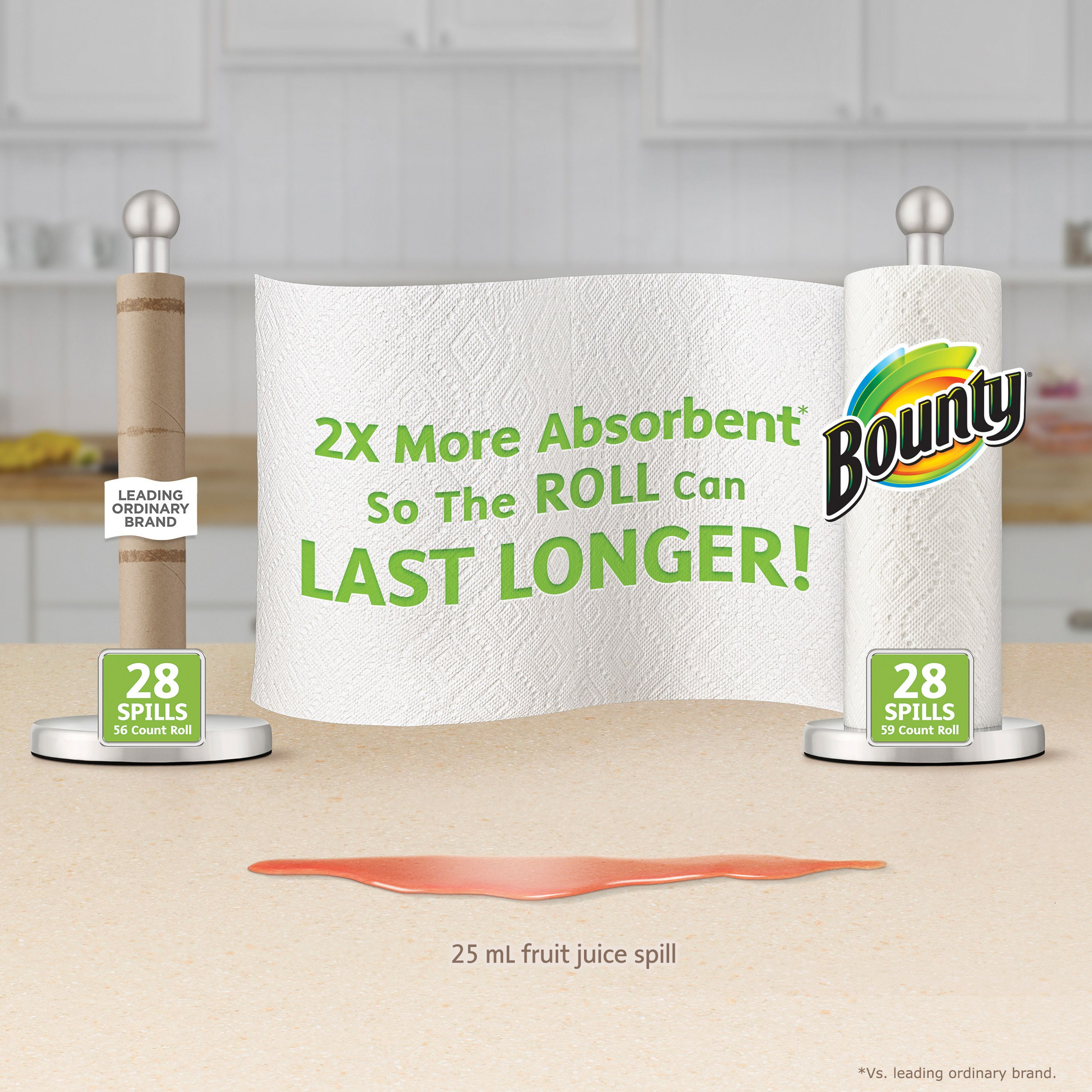 Bounty Paper Towels, Select-A-Size, 8 Giant Rolls - Walmart.com