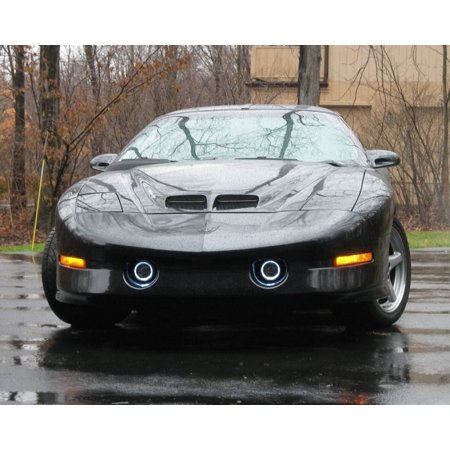 1998 1999 2000 2001 2002 Pontiac Firebird Trans Am Halo Fog Lamps Driving Lights Kit LS1