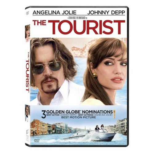 The Tourist (Widescreen)