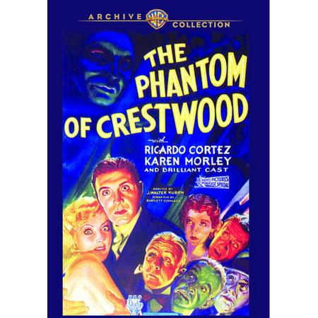 The Phantom Of Crestwood (DVD) - Crestwood Halloween