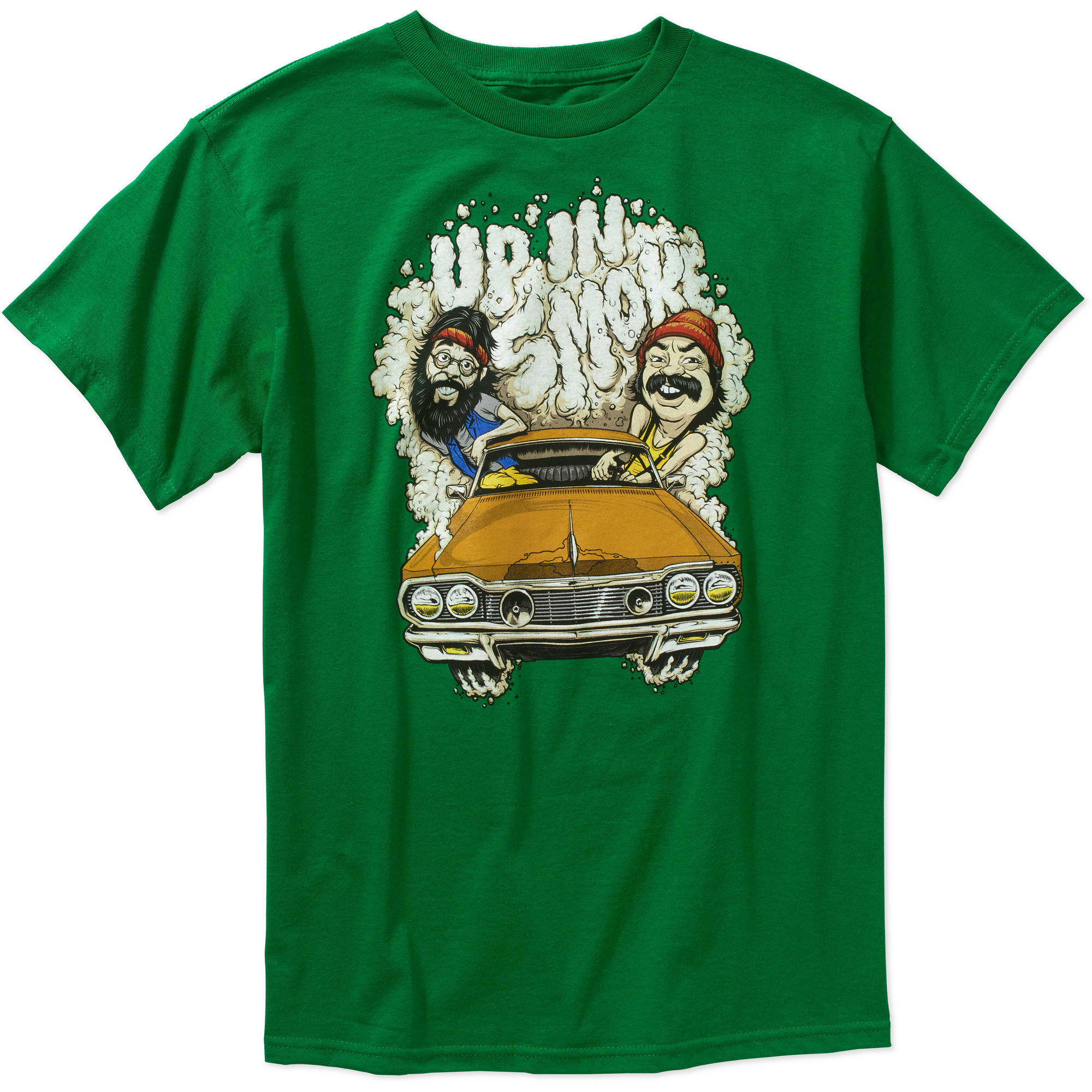 Cheech and Chong Up in Smoke Men's Graphic Tee