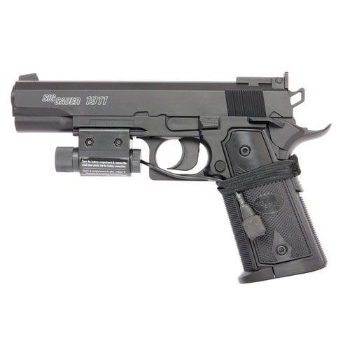 Sig Sauer CO2 Pistol Kit with Laser