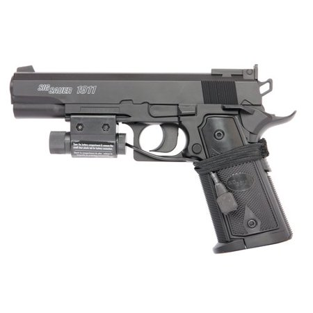 Sig Sauer Co2 Pistol Kit With Laser