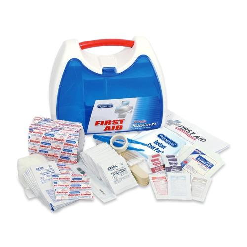 PhysiciansCare ReadyCare First Aid Kit - 182 x Piece(s) For 25 x Individual(s) Height - Plastic Case - 1 Each