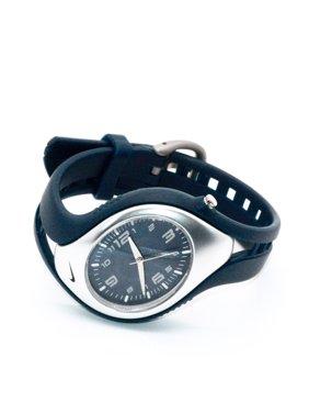 Triax Dark Blue Silver Analog Blaze Sport Women's Watch
