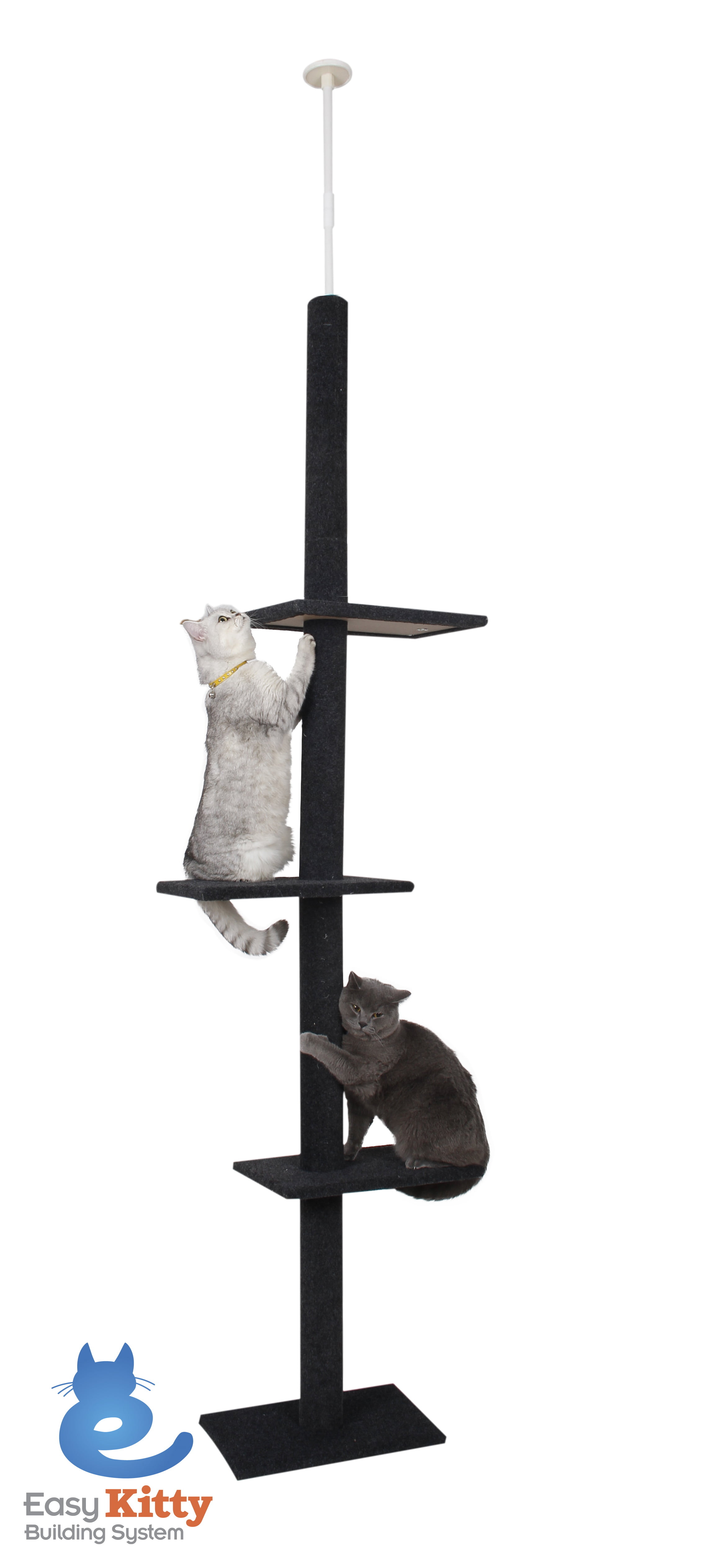 catcraft 3-tree cat tree - walmart