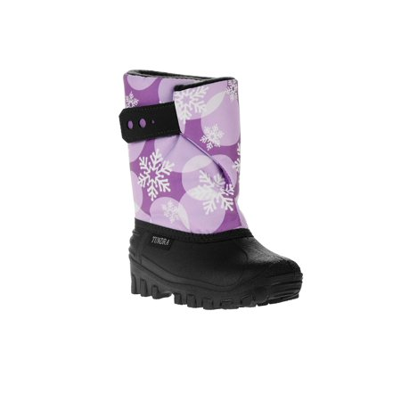 Girls' Teddy Snowboot