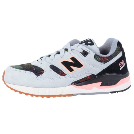 New Balance Women 530 Floral Ink W530MON (gray steel black coral)